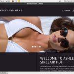 Ashley Sinclair HD Limited Sale