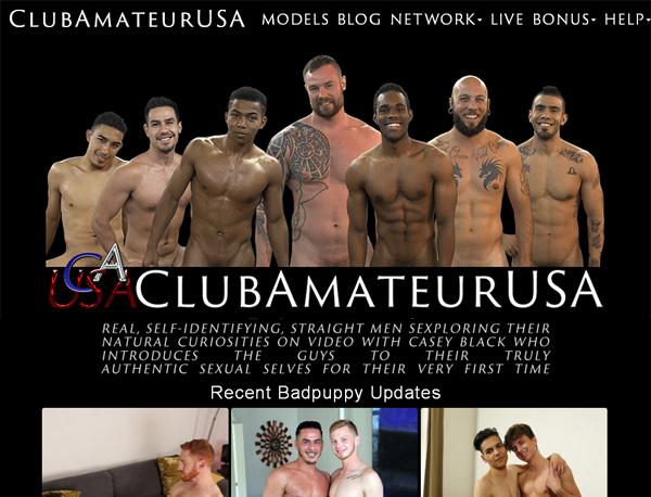 Club Amateur USA Idealgasm