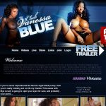 Club Vanessa Blue Piggy