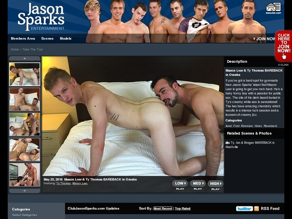 Clubjasonsparks Subscribe