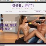Real Jam VR Paypal