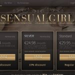 Sensual Girl (SAVE 50%) Discount