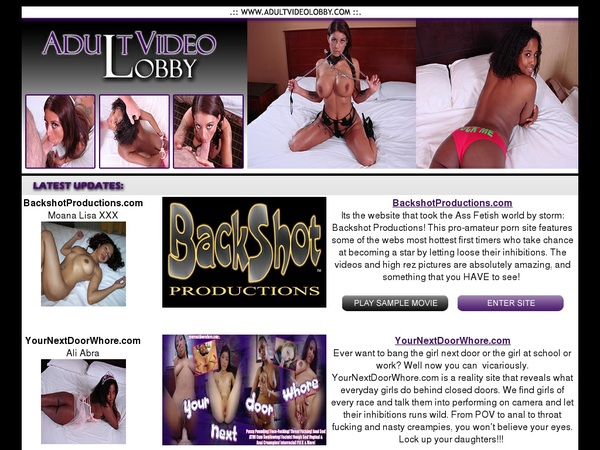 Where To Get Free Adult Video Lobby Account