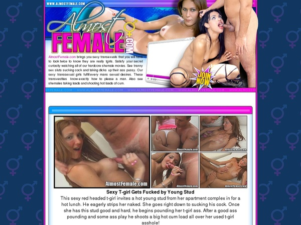 Almostfemale Videos For Free