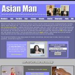 Asian Man Get Password
