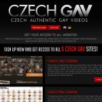 Czechgav.com Using Pay Pal