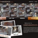 Czechmassage Log In
