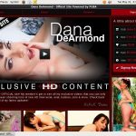 Dana DeArmond Without Card