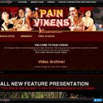 Get A Free Pain Vixens Password