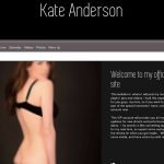Kate Andersonpassword Free