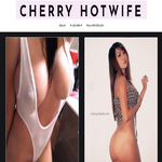 Pass For Cherry Hot Wife