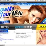 Show Me Your Wife Account Blog