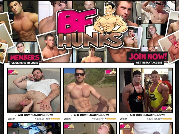 BF Hunks Premium Account Free