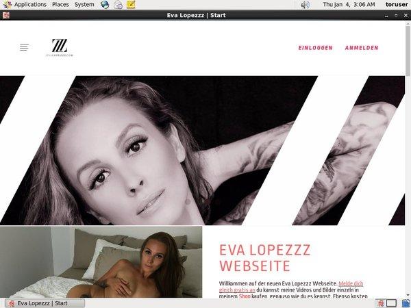 Evalopezzz.com Avec IBAN / SEPA