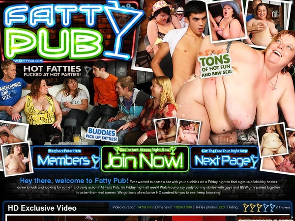 Fatty Pub Site Reviews