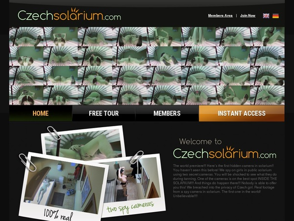 Get Discount Czechsolarium