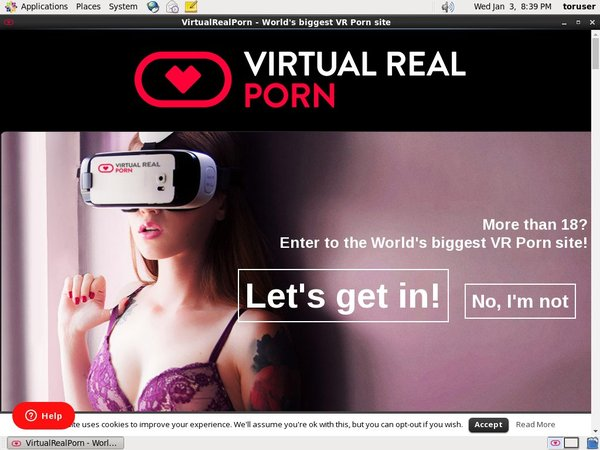 Virtual Real Porn Verotel Discount