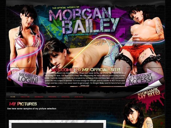 Morgan Bailey Video