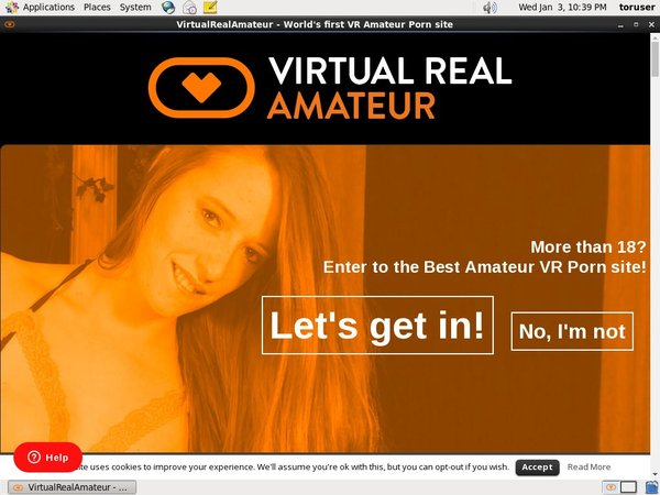 Virtual Real Amateur Lower Price