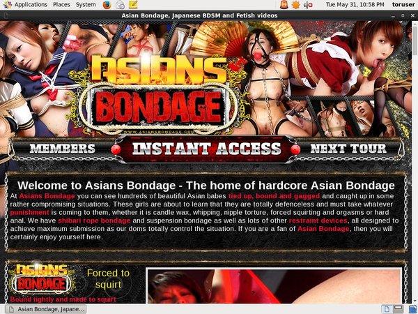 Asiansbondage.com Deals