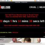 Free Brutal Tops Trial Memberships