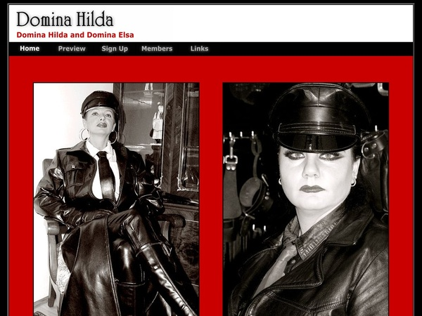 Domina Hilda Porn Accounts