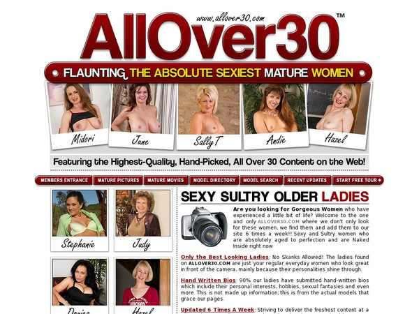 All Over 30 Original Site Rip Download