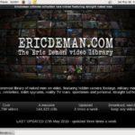 Eric Deman Xxx Passwords