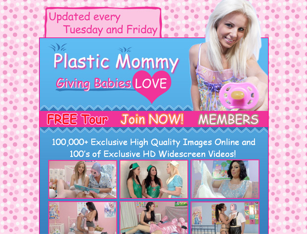 Plastic Mommy Daily Accounts
