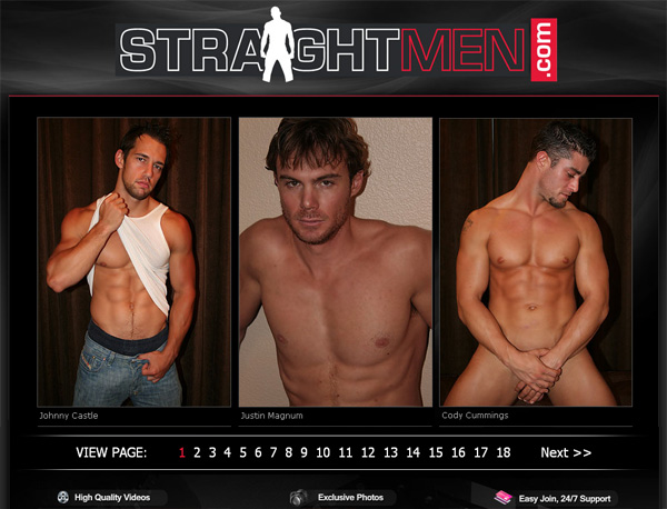 Straightmen.com Signup Discount