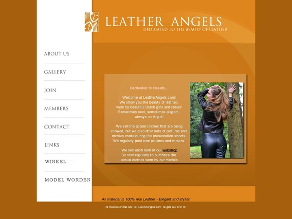 Leather Angels Users