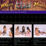 Naked Thai Models Account 2014