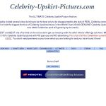 Celebrity-upskirt-pictures.com Coupons