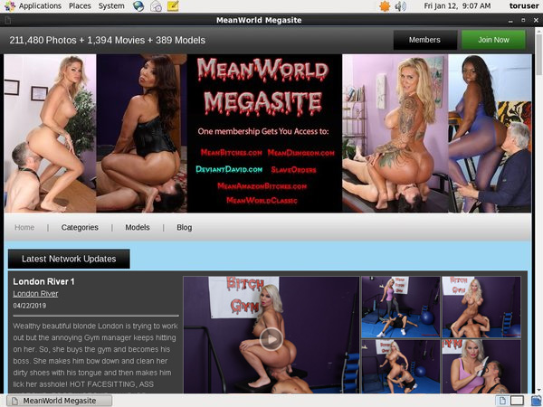 Free Trial Porn Mean World